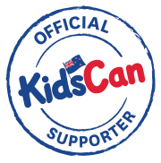 Official KidsCan Supporter